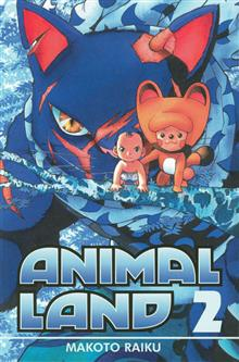 ANIMAL LAND GN VOL 02
