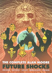 COMP ALAN MOORE FUTURE SHOCKS TP