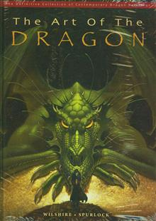 ART OF THE DRAGON HC