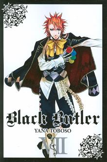 BLACK BUTLER TP VOL 07 (C: 0-1-2)