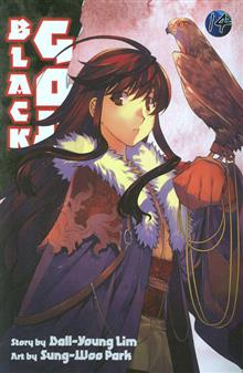 BLACK GOD TP VOL 14 (C: 1-1-2)