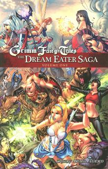 GFT DREAM EATER SAGA TP VOL 01