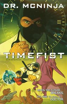 ADV OF DR MCNINJA TP VOL 02 TIMEFIST