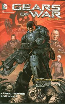GEARS OF WAR HC BOOK 03