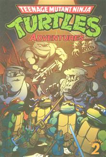 TEENAGE MUTANT NINJA TURTLES ADVENTURES TP VOL 02