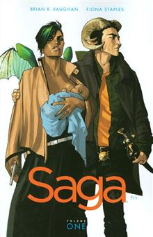 SAGA TP VOL 01
