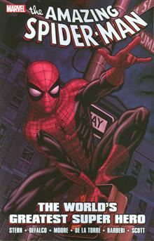 SPIDER-MAN WORLDS GREATEST HERO TP