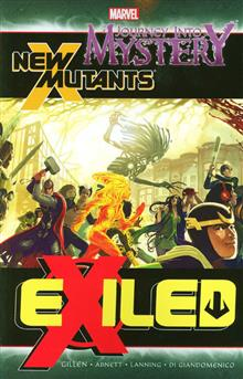 JOURNEY INTO MYSTERY NEW MUTANTS TP EXILED