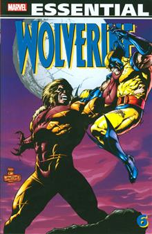 ESSENTIAL WOLVERINE TP VOL 06