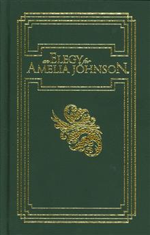 AN ELEGY FOR AMELIA JOHNSON HC LEATHER BOUND