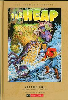 ROY THOMAS PRESENTS THE HEAP HC VOL 01 (OF 3)