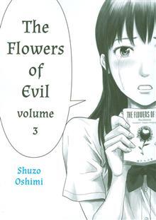 FLOWERS OF EVIL GN VOL 03 (MR)