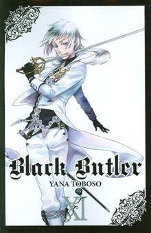 BLACK BUTLER TP VOL 11