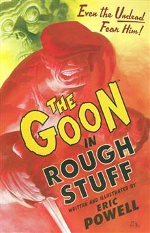 GOON TP VOL 00 ROUGH STUFF TP REVISED ED