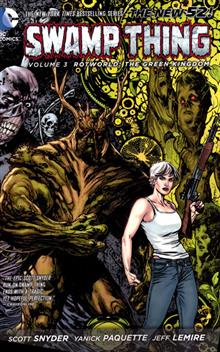 SWAMP THING TP VOL 03 ROTWORLD THE GREEN KINGDOM (