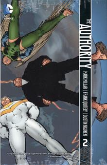AUTHORITY HC VOL 02
