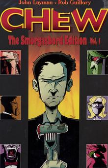 CHEW SMORGASBORD ED HC VOL 01 (MR)