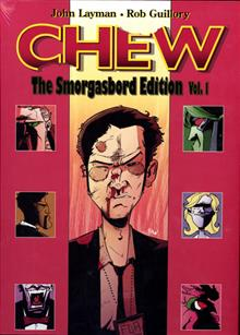 CHEW SMORGASBORD S&N LTD ED HC VOL 01 (MR)