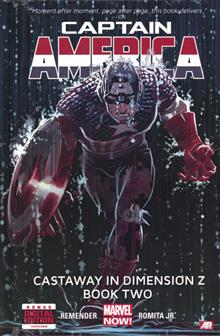 CAPTAIN AMERICA PREM HC VOL 02 CASTAWAY DIMENSION