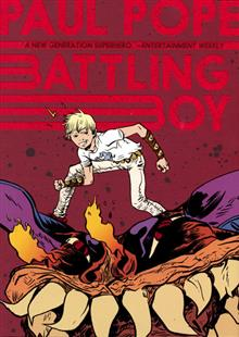 BATTLING BOY HC GN