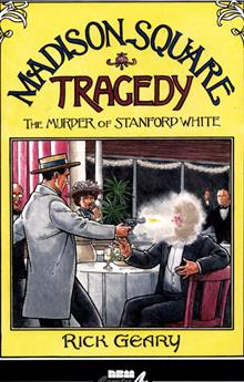 TREASURY 20TH CENTURY MURDER HC VOL 06 STANFORD WHITE