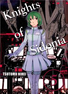 KNIGHTS OF SIDONIA GN VOL 05