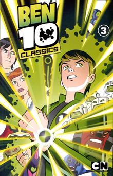 BEN 10 CLASSICS TP VOL 03 BLAST FROM THE PAST