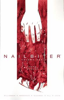 NAILBITER TP VOL 01 THERE WILL BE BLOOD (MR)