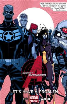 SECRET AVENGERS TP VOL 01 LETS HAVE A PROBLEM