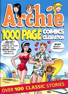 ARCHIE 1000 PG COMICS CELEBRATION TP