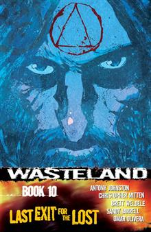 WASTELAND TP VOL 10 LAST EXIT FOR THE LOST (RES) (MR)