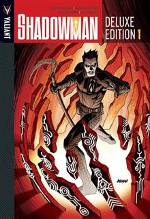 SHADOWMAN DLX HC VOL 01