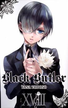 BLACK BUTLER TP VOL 18