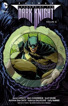 BATMAN LEGENDS OF THE DARK KNIGHT TP VOL 05
