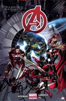 AVENGERS BY JONATHAN HICKMAN HC VOL 03
