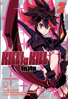KILL LA KILL GN VOL 02 (OF 3)