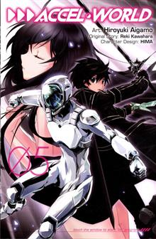 ACCEL WORLD GN VOL 05 (C: 1-1-0)