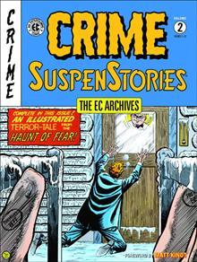 EC ARCHIVES CRIME SUSPENSTORIES HC VOL 02