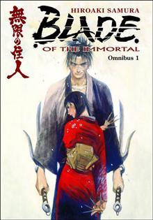 BLADE OF IMMORTAL OMNIBUS TP VOL 01 (MR)
