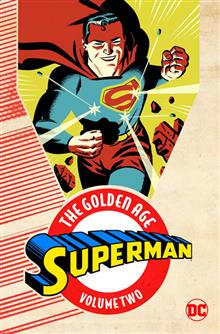 SUPERMAN THE GOLDEN AGE TP VOL 02