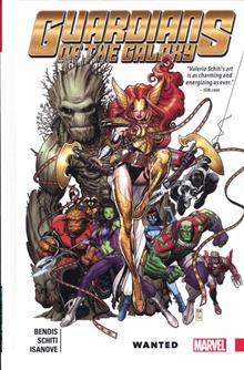 GUARDIANS OF GALAXY PREM HC VOL 02 NEW GUARD WANTED