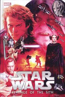 STAR WARS EPISODE III HC REVENGE OF SITH