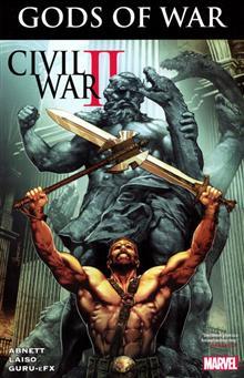 CIVIL WAR II GODS OF WAR TP