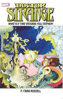 DOCTOR STRANGE TP WHAT IS IT THAT DISTURBS YOU STEPHEN