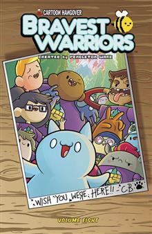 BRAVEST WARRIORS TP VOL 08