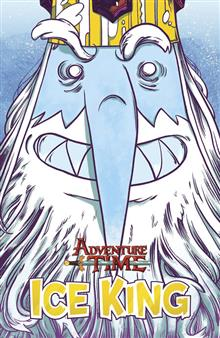 ADVENTURE TIME ICE KING TP
