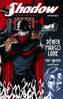 SHADOW DEATH OF MARGO LANE HC