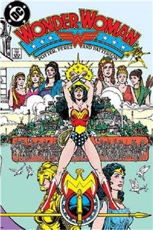 WONDER WOMAN GODS AND MORTALS TP