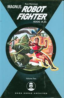MAGNUS ROBOT FIGHTER HC VOL 02 4000 AD