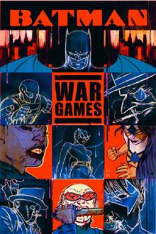 BATMAN WAR GAMES ACT ONE TP
